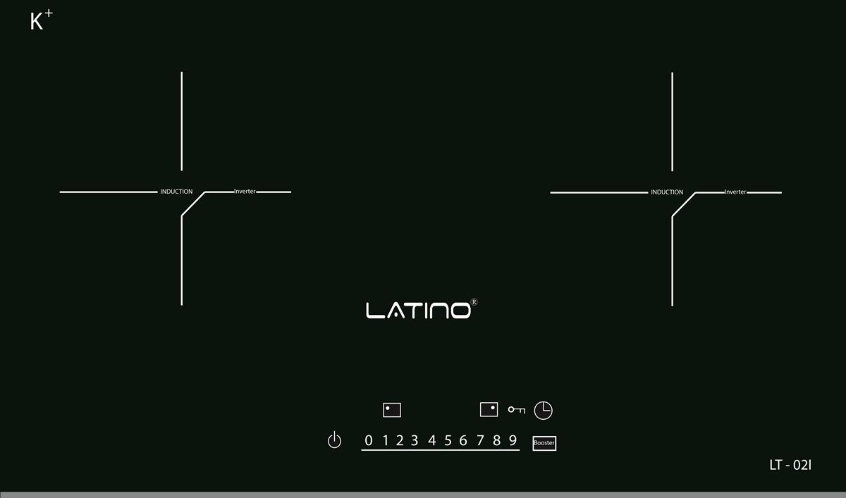 BẾP ĐIỆN TỪ LATINO LT-02I