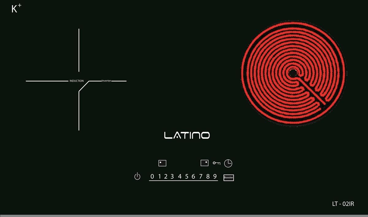 BẾP ĐIỆN TỪ LATINO LT-02IR